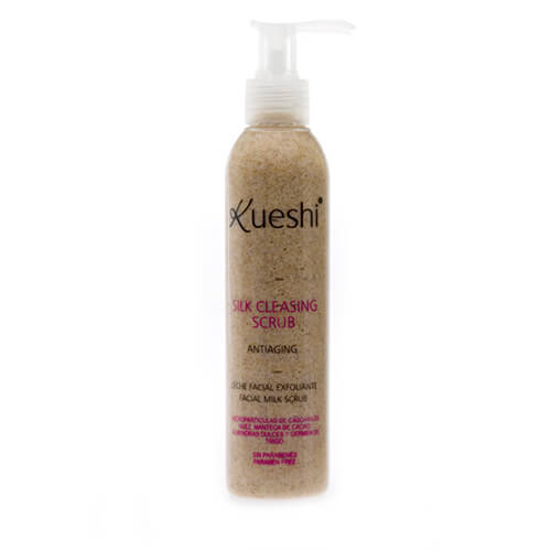 Kueshi Silk Cleansing Scrub Antiaging