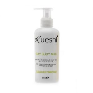 Kueshi Firming Body Milk Soft Touch Effect Silky Body Milk