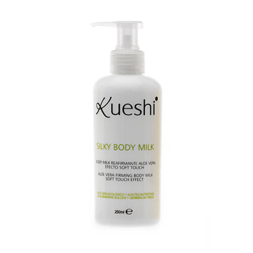 Kueshi Firming Body Milk Soft Touch Effect Silky Body Milk
