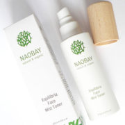 Naobay Equilibria Face Mist Toner