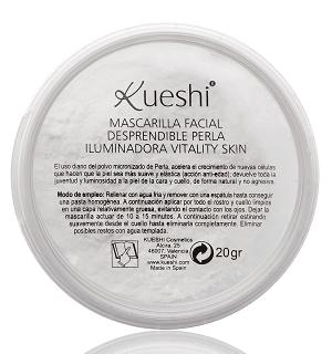 Kueshi Facial Peel-off Mask Illuminating Pearl Vitality Skin
