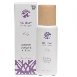 Naobay Baby Refreshing Shampoo & Bath Gel
