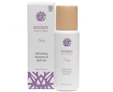 Naobay Baby Refreshing Shampoo & Bath Gel