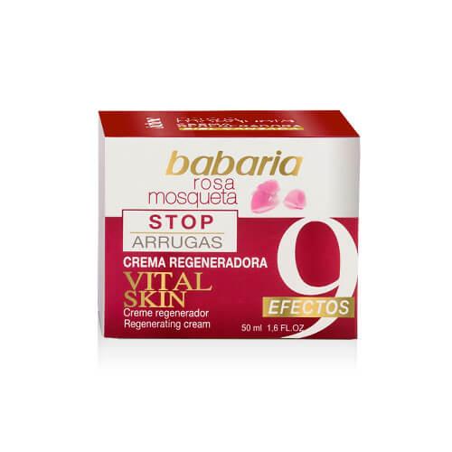 Babaria-Vital-Skin-9-effectos-Anti-Wrinkle-Cream