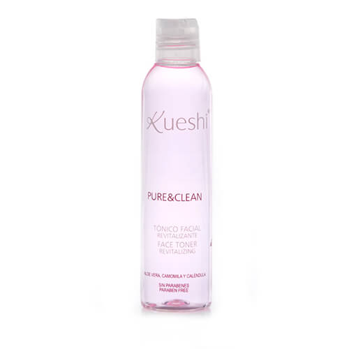 Kueshi Revitalizing Face Toner Pure&Clean