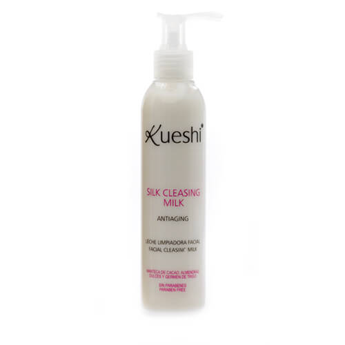 Kueshi Silk Cleansing Milk Antiaging