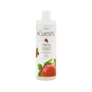 Kueshi Strawberry Flavor Body Scrub