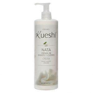 Kueshi Cream Flavor Hand & Body Cream