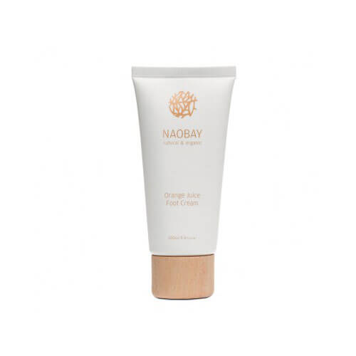 Naobay Orange Juice Foot Cream