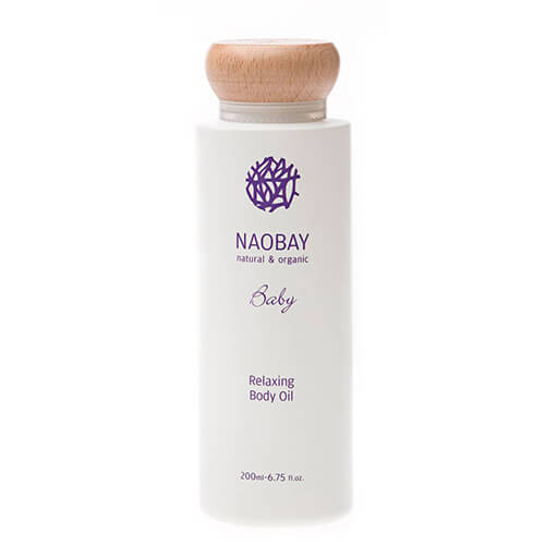 Naobay Baby Relaxing Body Oil