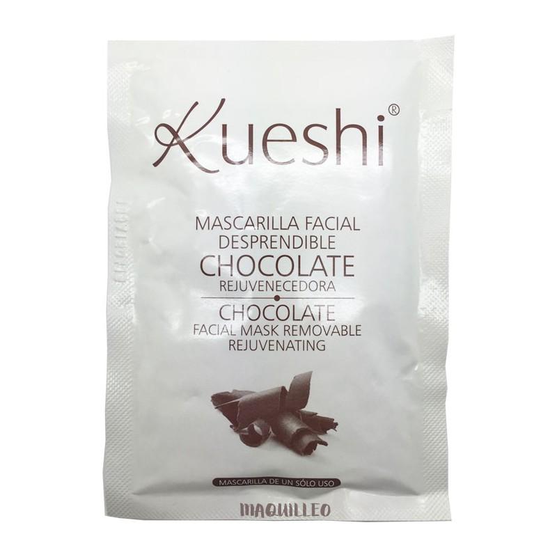 Kueshi Chocolate Facial Mask Removable Rejuvenating