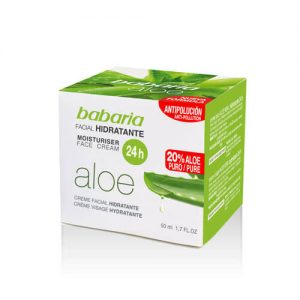 Babaria-24-hour-Moiturizing-Cream-Aloe