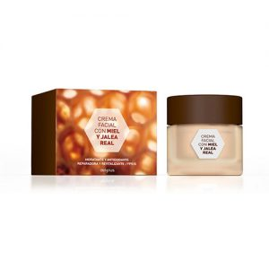 Moisturizing-and-Antioxidant-Face-Cream-with-Honey-and-Royall-Jelly